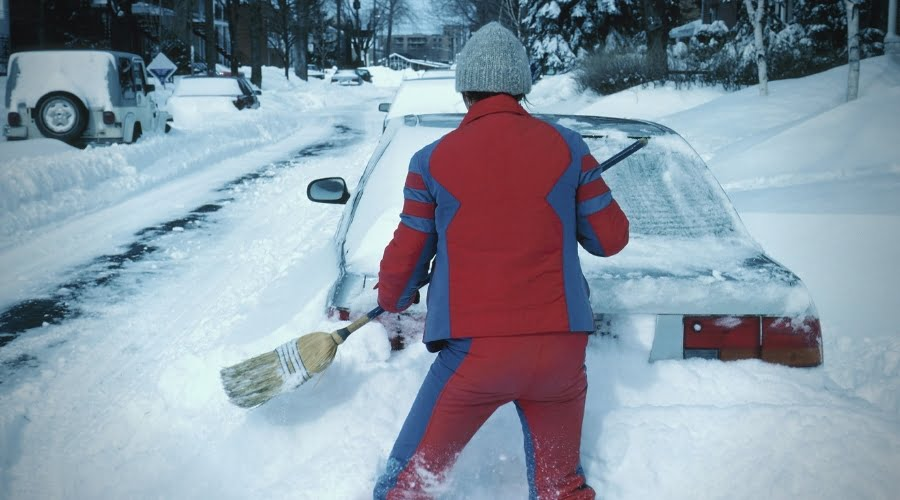 Lower Quality Snow Removal in Heavy Snow