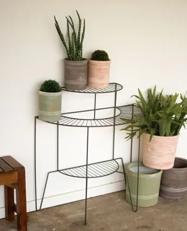 Metal Wall Stand