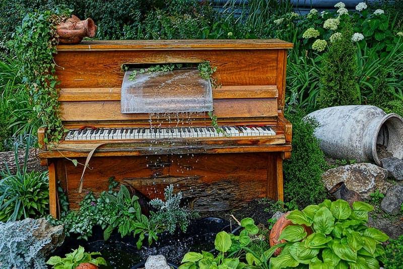 Music Creates Waterfalls