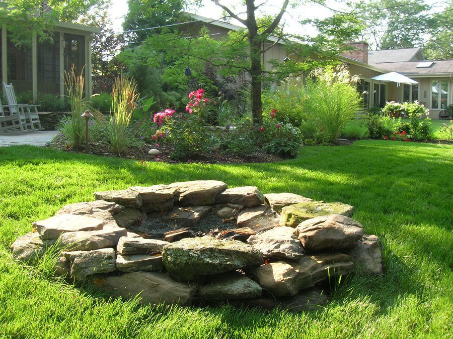 Natural Fire Pits
