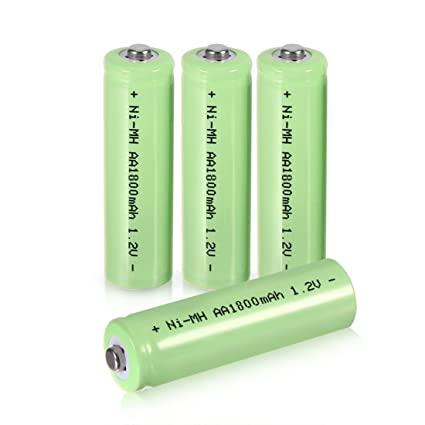 NiMh (Nickel Metal Hydride) Batteries