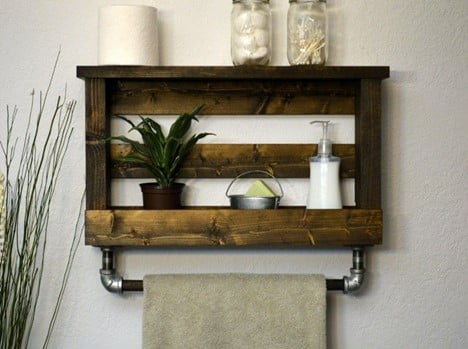 Pallet Shelf Sets