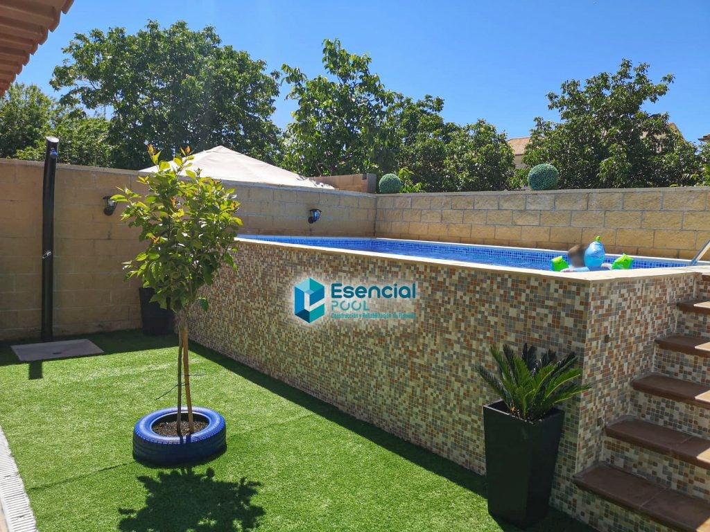 Pool for Backyard