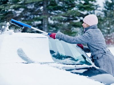 Power Broom Vs. Snow Blower: Effective Snow Clearance Options