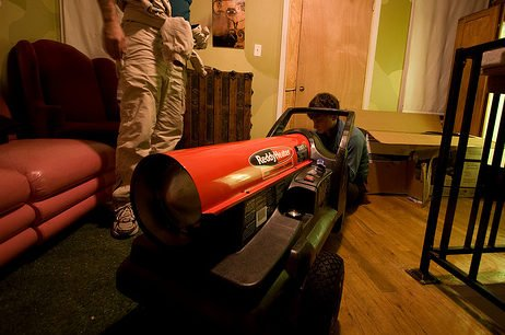 Propane vs. Kerosene Heaters for Garage: Which one is efficient?