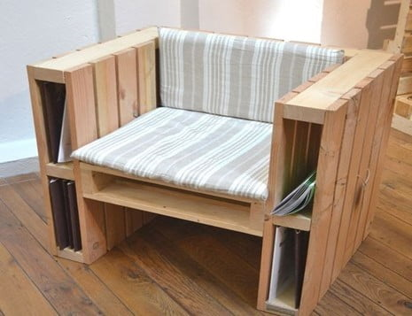 Repurposed Armchair