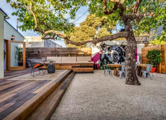 Restyle your Concrete Porch