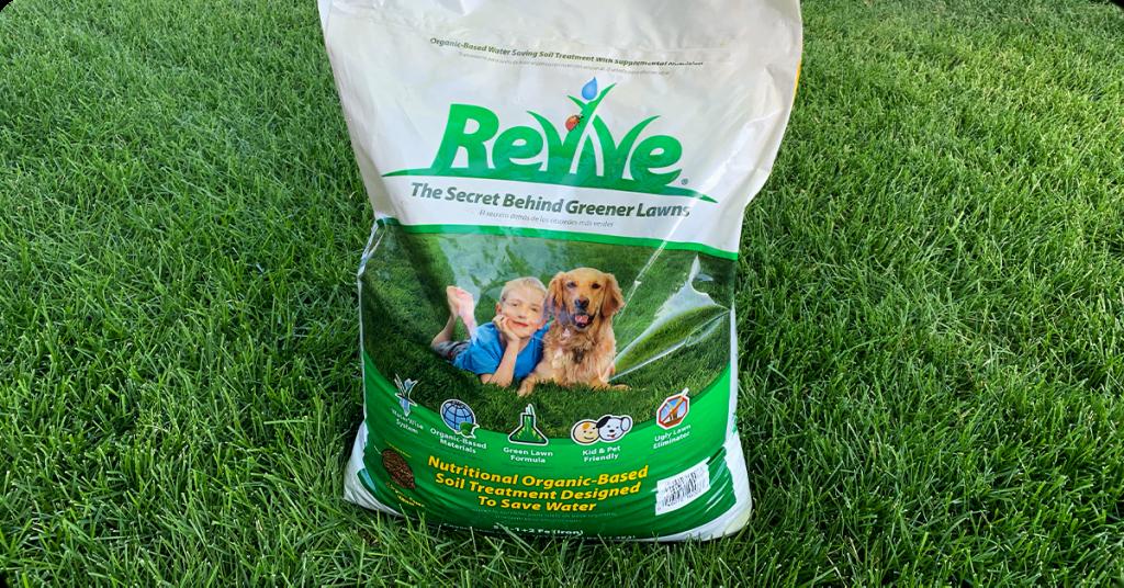 Revive Lawn Fertilizer 2