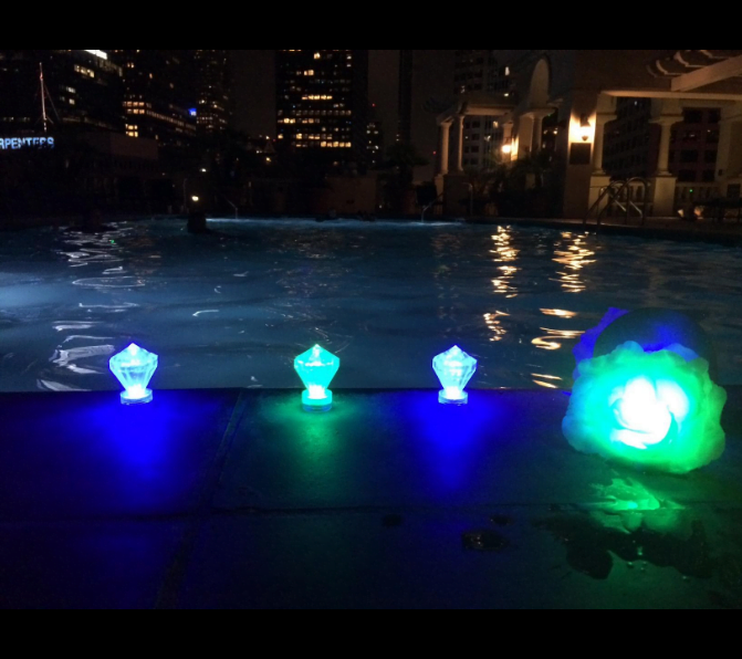 The Glow Pool