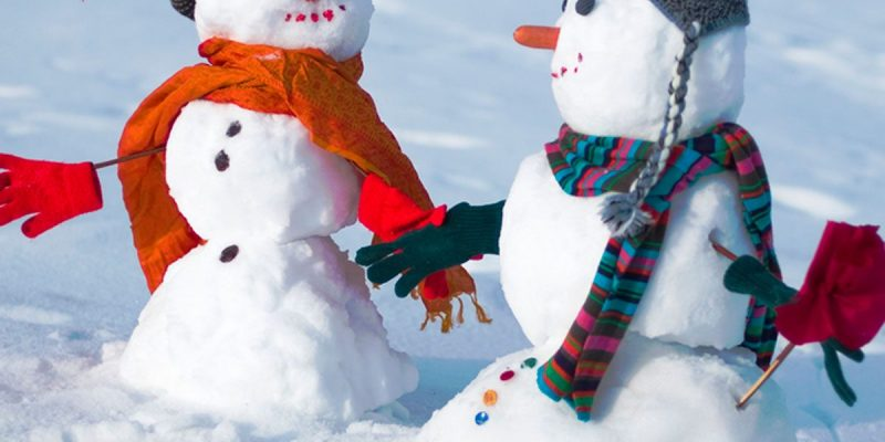 The Very Best Snowman Kits That Money Can Buy [2021]