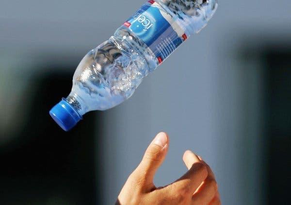 Water Bottle Toss