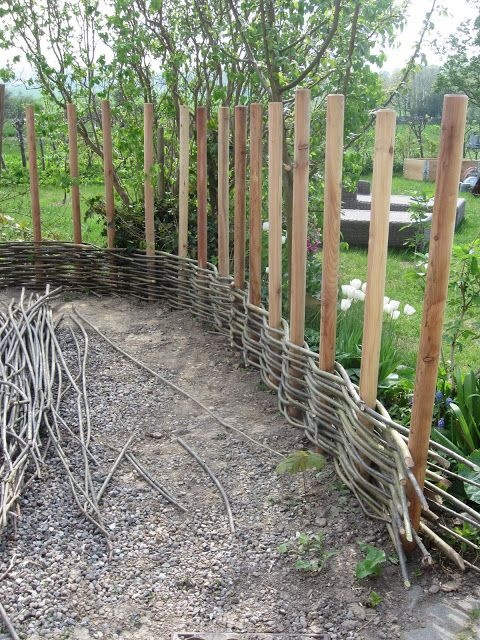 Weave Your Fence