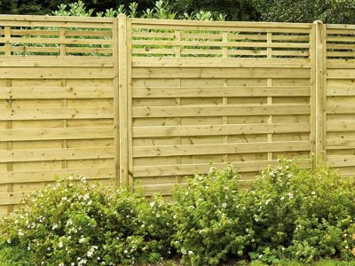 What is the Easiest Fence to Install?