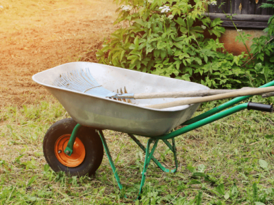 Wheelbarrow Sizing Guide