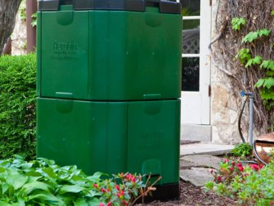 Aerobin 400 Composter Review!