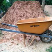 True Temper 6 Cubic Foot Steel Wheelbarrow Review