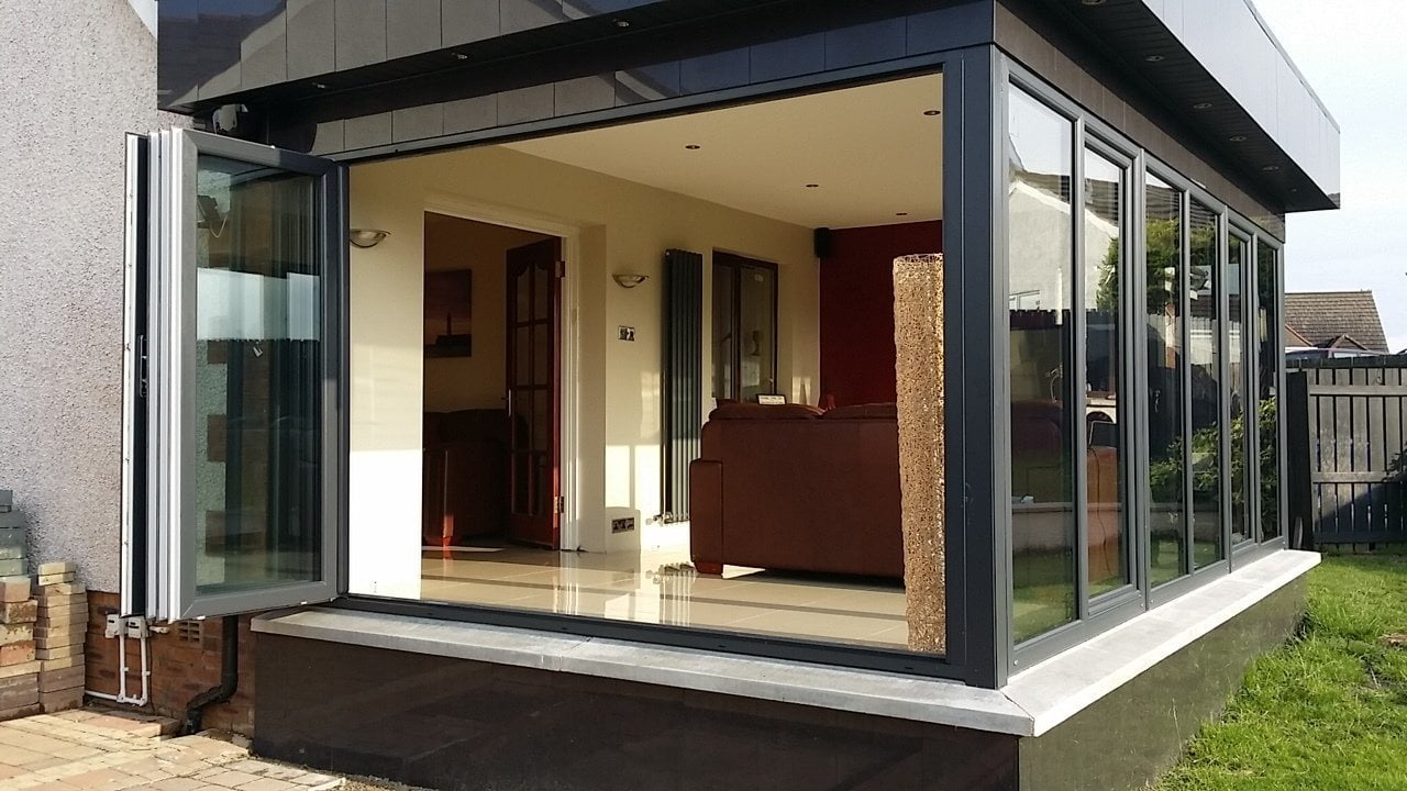 An easy to install, prefabricated sun room_Dwell