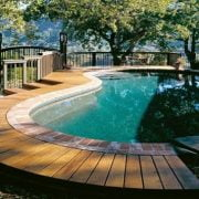 Above Ground Pool Deck Building Guide