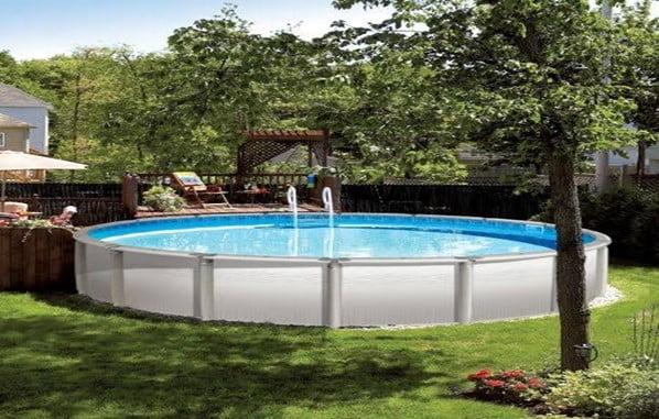 Classic Round Pool