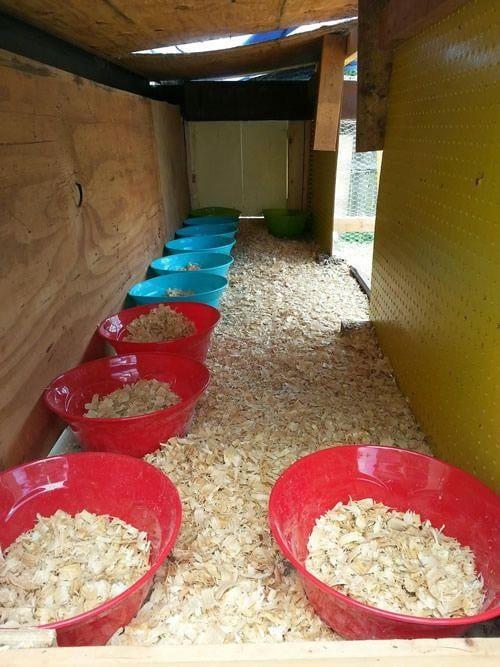 Crucible Nesting Box