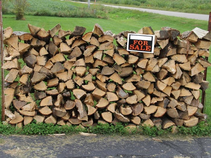 Face Cord Firewood