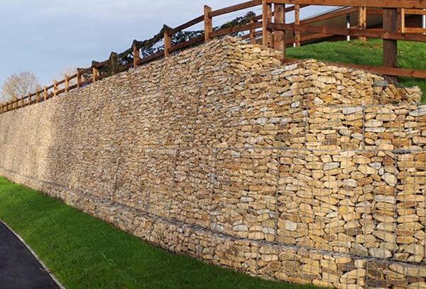 Gabion Retaining Walls