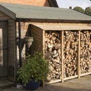 Half Cord of Wood Storage Tips