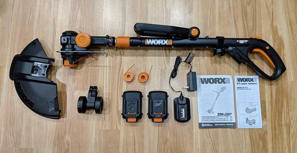 How Do I Adjust the WORX GT 2 Trimmer