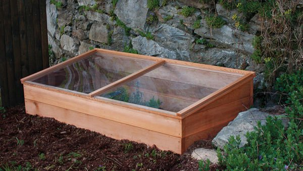 How Does A Cold Frame Greenhouse Work