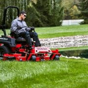 How to Adjust the Steering of a Zero-Turn Mower