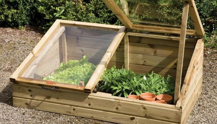 How to Build A Cold Frame Greenhouse