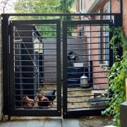 How to Fix A Sagging Metal Gate