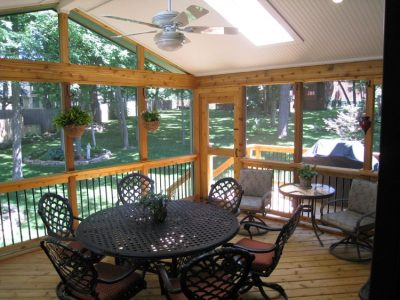 How to Make an Enclosed Patio on A Budget