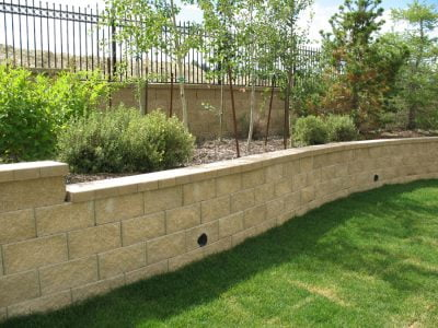 How to Stop Retaining Walls from Falling