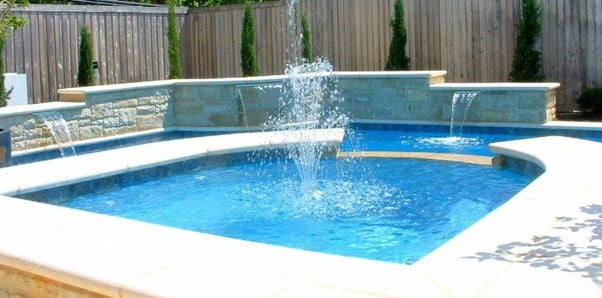 Install a Fountain in your Pool