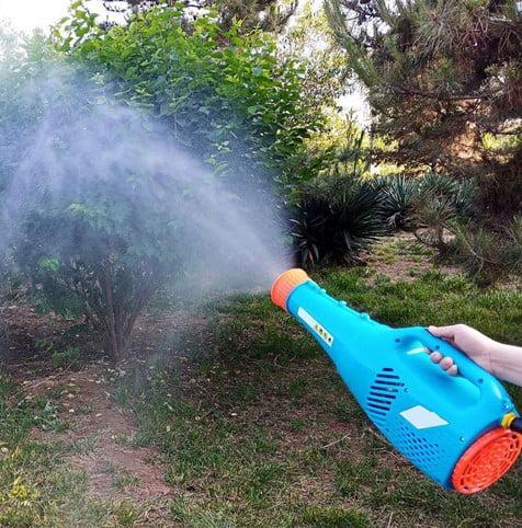 Pesticides Can Do the Job