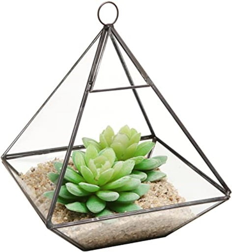 Prism Hanging Terrarium