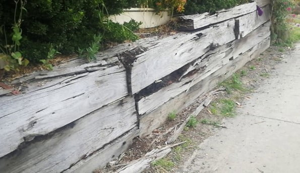 Reason for Retaining Wall Failure