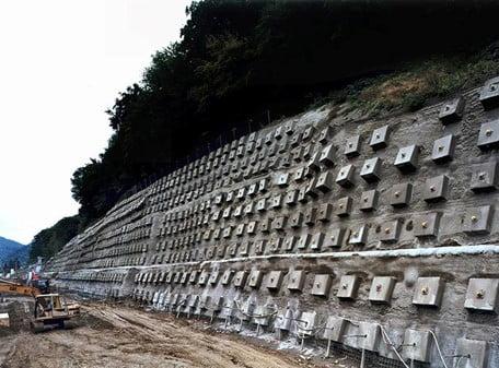 Soil Nailing Retaining Walls