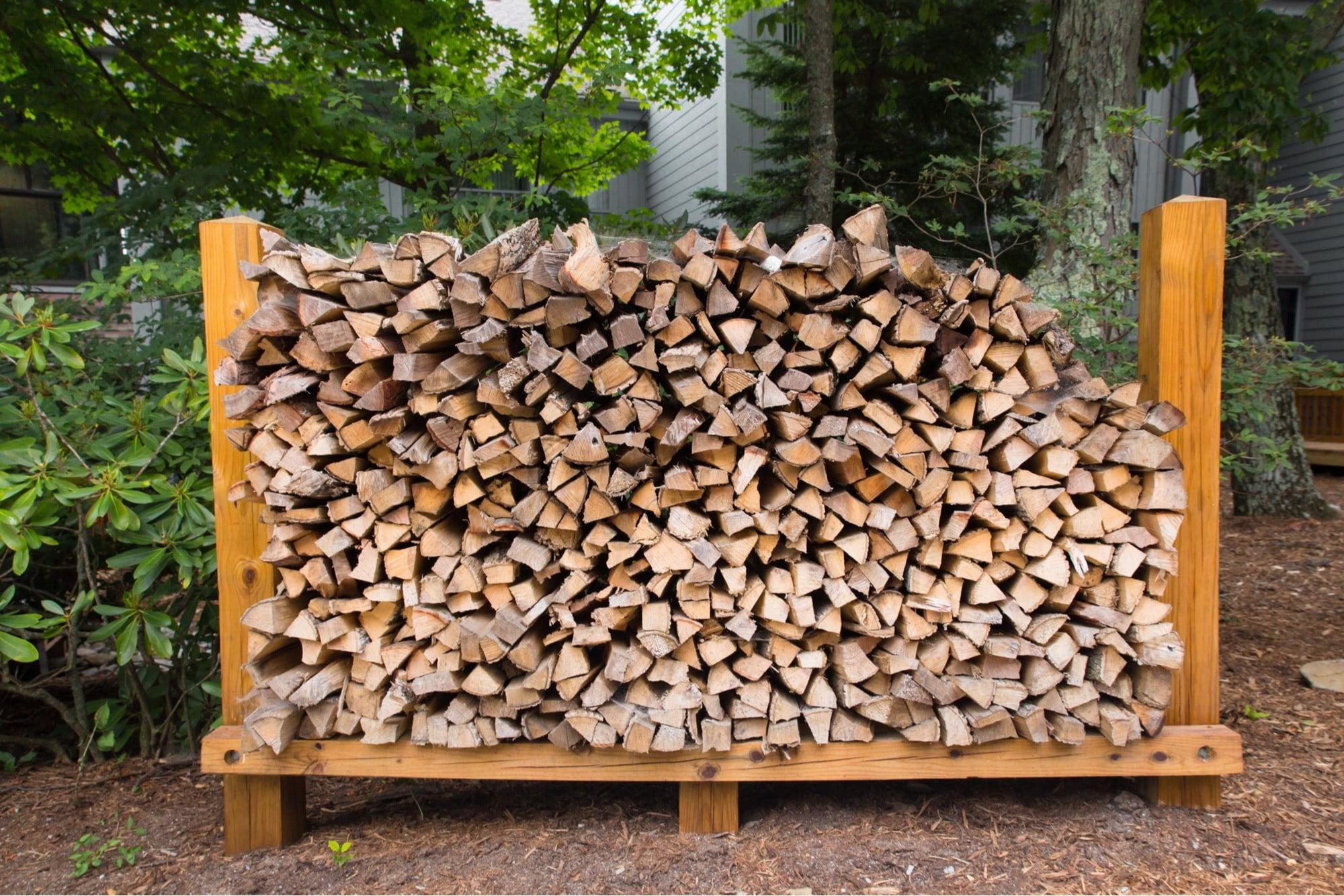 Storage Tips of Firewood