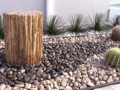The Top Five Kinds of Rocks Used for Desert Landscaping