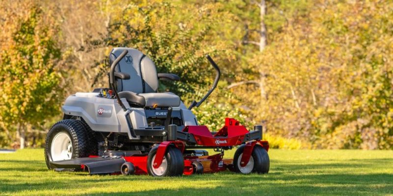 What Is A Zero Turn Mower
