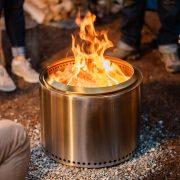 Solo stove bonfire - Youtube