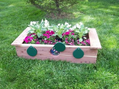 3 Reasons Why Having Holes in Garden Boxes & Pots Is Important