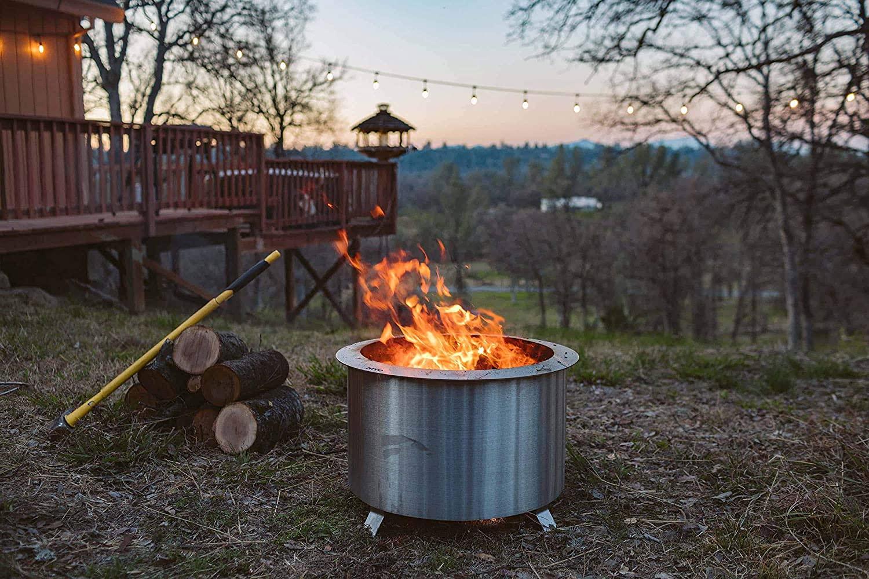 The sturdier breeo fire pit_Amazon