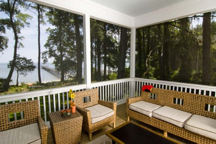 Advantages of using an Enclosed Patio or Porch