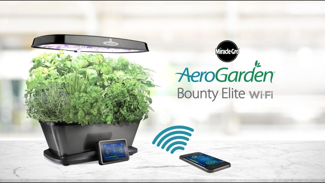 Aerogarden Bounty vs Aerogarden Bounty Elite