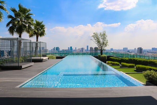 Clean Your Pool Before Closing