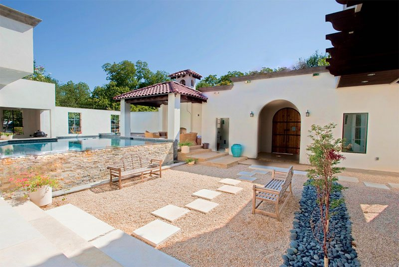 Custom Home Alamo Heights