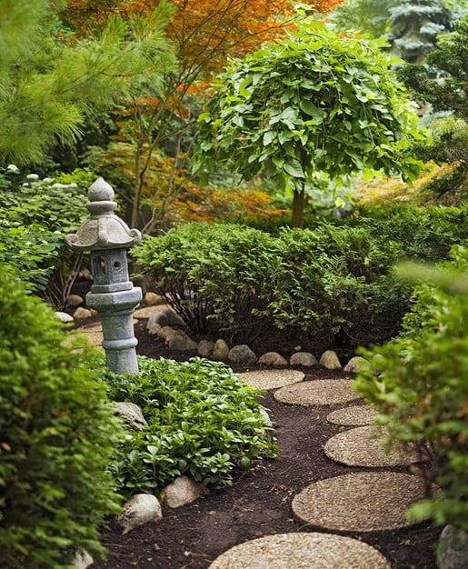 Elements for Japanese Garden Design